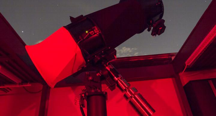 telescope built by University of Arizona students sees first light
